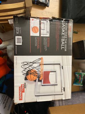 basketball hoop for Sale in San Francisco, CA