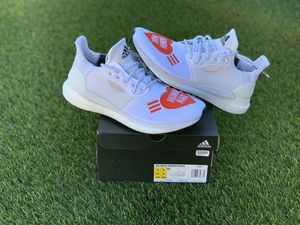 Adidas Pharrell human made glide size 9 100% authentic for Sale in Los Angeles, CA