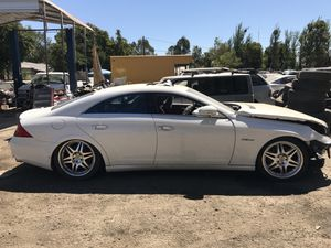 2005 Mercedes CL class w/AMG specs for parts only. for Sale in Salida, CA