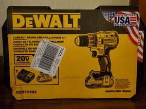 New never been used DewaltCompact brushless driver /driver kit for Sale in Portland, OR