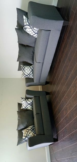 Riquel sofa and loveseat for Sale in Houston, TX