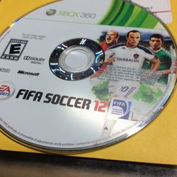 Xbox 360 FIFA Soccer 12 for Sale in Hialeah,  FL