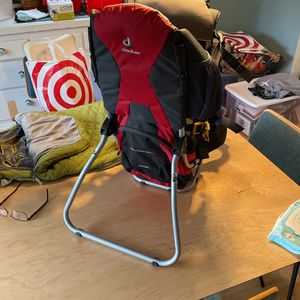 Deuter Kid comfort Carrier for Sale in Portland, OR
