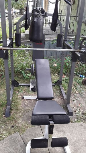 Weight set Weider club for Sale in Columbus, OH
