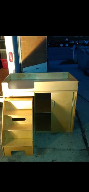 Baby Changing table for Sale in West Jordan, UT