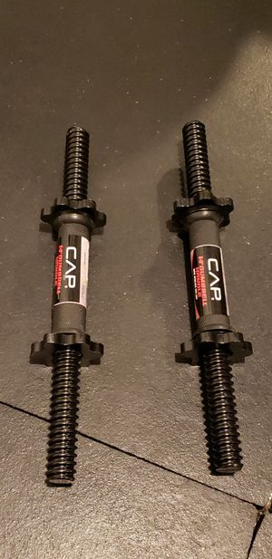 Dumbbell Handles | Standard for Sale in Miami, FL