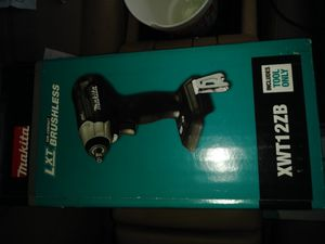 Makita. Compact brushless Impact Wrench for Sale in Salt Lake City, UT