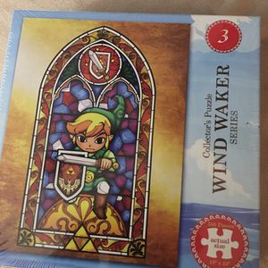 wind waker puzzle set for Sale in Bloomington, IL