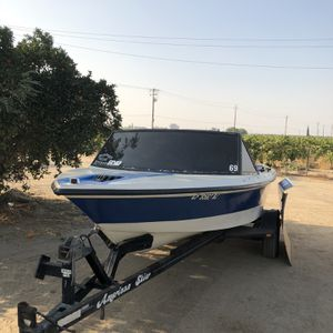 1988 American Skier Competition Ski Boat for Sale in Kingsburg, CA