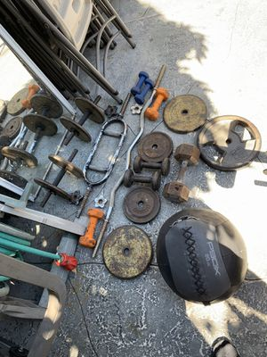 Weights for Sale in Maywood, CA