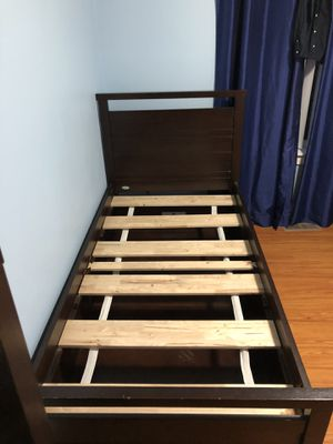 Two twin bed frames for Sale in Ferndale, WA