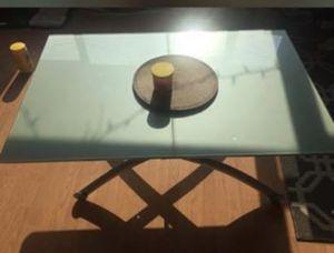 Ligne roset yo-yo coffee table for Sale in Boston, MA