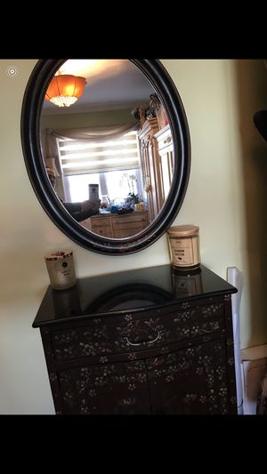 Mirror and cabinet set for Sale in Queens, NY