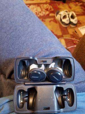 Bose sound sport wireless headphones for Sale in Portland, OR