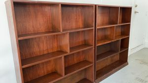 handmade solid wood bookshelves / display shelves for Sale in West Palm Beach, FL