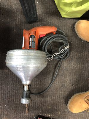 GENERAL Super Vee Drain Cleaner !! Negotiable for Sale in Baltimore, MD