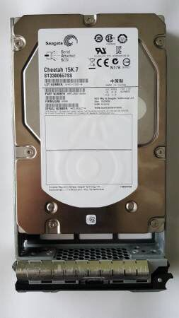 """Dell Seagate ST3300657SS 300GB SAS 3.5"""" 15k 6Gbps Hard Drive with Caddy for Sale in Chatsworth, CA"""
