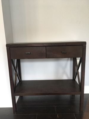 Expresó 2 Drawer Console (New) for Sale in Washington, DC