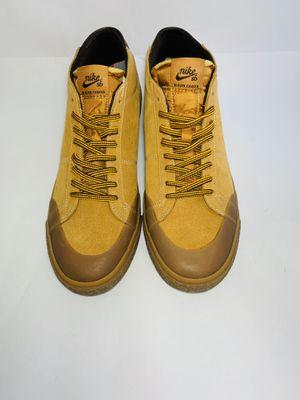 Nike SB Zoom Blazer Chukka XT Prm Skate Shoes Bronze Mens Sz 11.5(AV3529-772 ) Conditions: Brand New! WHEAT FOR THE STREET. The Nike SB Zoom Blazer for Sale in Dundalk, MD