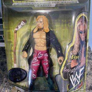 WWF TitanTron Smack down Series 2 Edge for Sale in Lockport, IL