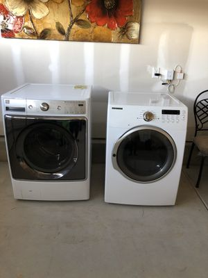 Kenmore & Samsung Washer and Dryer - Like New for Sale in Raleigh, NC