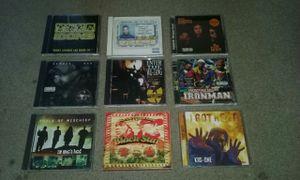 Hip hop cds for Sale in San Jose, CA