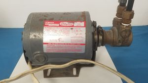 DAYTON 1/4 HP MOTOR AND PUMP for Sale in Santee, CA
