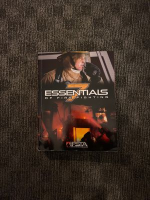 IFSTA Firefighters Essentials (7th Edition) for Sale in San Marcos, CA