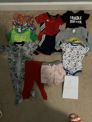Boys clothes (12 months) for Sale in Riverview, FL