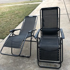 Gander Mountain Reclining Lounge Chairs for Sale in Sugar Land, TX