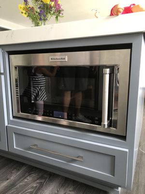Like-new KitchenAid microwave for Sale in Oceano, CA