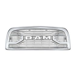 2013-2018 Dodge RAM 2500-5500 Chrome Laramie Limited Front Grille for Sale in Fullerton,  CA
