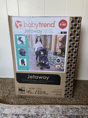 New Babytrend Jetaway stroller in box never opened for Sale in Portland, OR