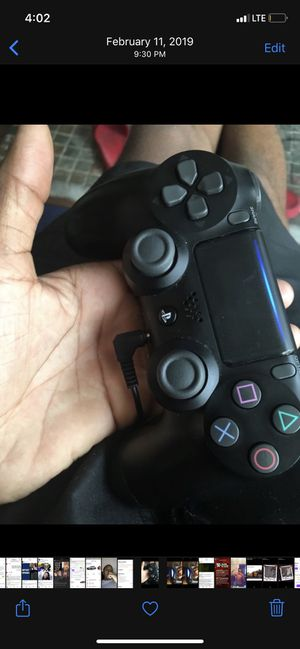 PlayStation 4 controller for Sale in Carrollton, TX