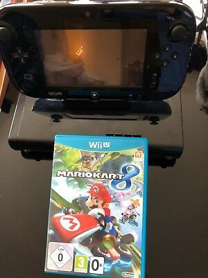 32GB Black Nintendo Wii U for Sale in Cranston, RI
