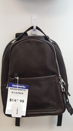 Leather backpack for Sale in Houston, TX