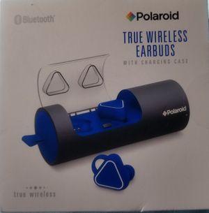 Polaroid True Wireless Earbuds for Sale in Washington, DC