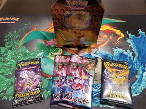 Pokemon card tin for Sale in Smyrna, TN