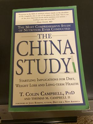 The China Study for Sale in Virginia Beach, VA
