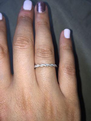 Diamond and white gold ring for Sale in Alexandria, VA