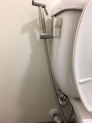 Bidet toilet sprayer-stainless steel for Sale in Seattle, WA