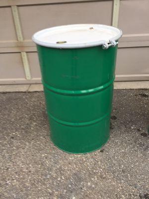 55 Gallon Barrel for Sale in Grosse Pointe Park, MI