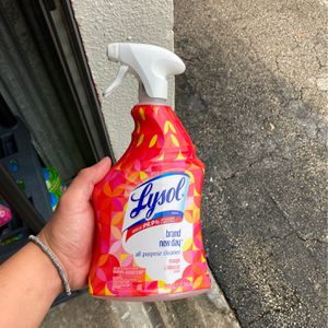 Lysol All Purpose Cleaner for Sale in Hialeah, FL