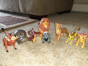Lion King Toys for Sale in Kalamazoo, MI