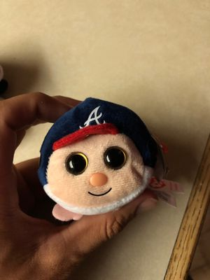 Atlanta Braves - BEANY baby for Sale in Taylorsville, UT