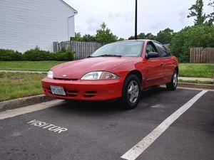 2002 chevy Cavalier for Sale in Fredericksburg, VA