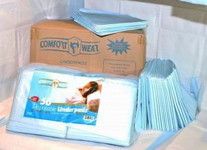 """PuppyPads Cotton Liners 150CT 23""""x36"""" for Sale in Queens, NY"""