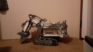Technic Lego remote control Liebherr R 9800 Excavator for Sale in Bloomington, IL