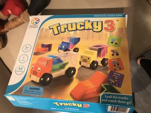 Trucky 3 Puzzle Game for Sale in Santa Clara, CA