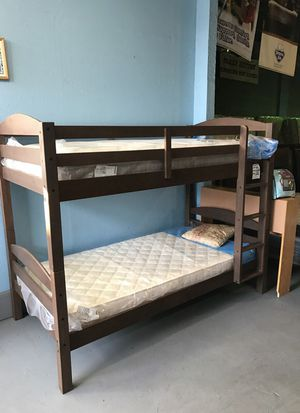 Bunk bed frame only for Sale in Portland, OR